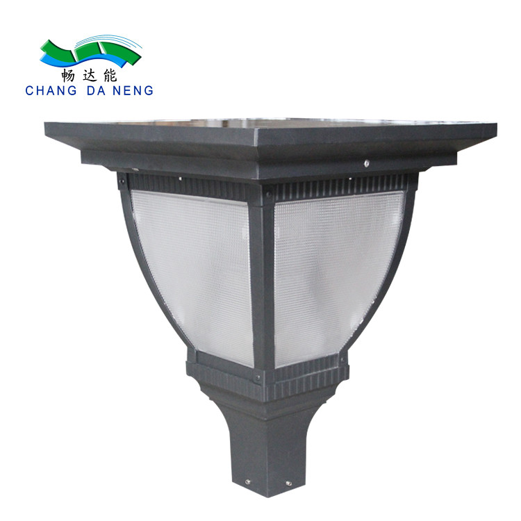 Solar powered  landscape lights Path Light for Yard Walkway Patio Driveway